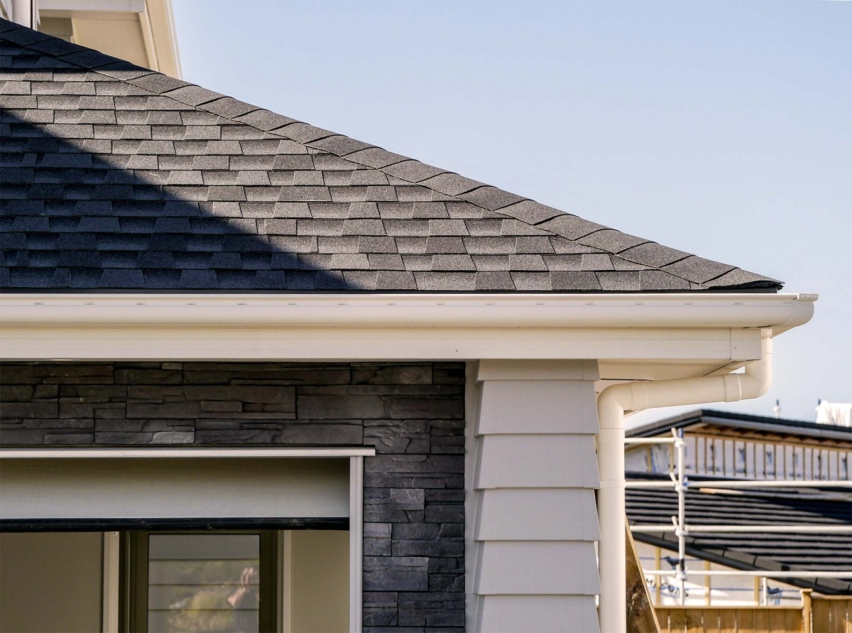 Timberline HD, Charcoal New Zealand Asphalt Shingles